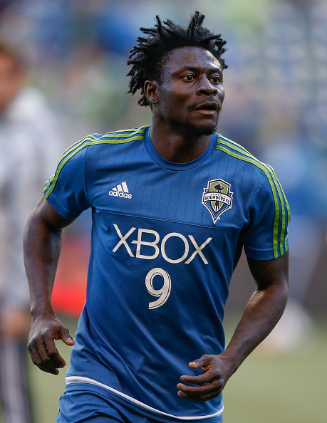 Obafemi Martins Stock Photos and Pictures | Getty Images Obafemi Martins Sounders
