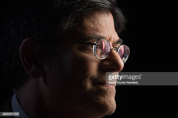 Obama administration's Secretary of the Treasury and former White House Chief of Staff Jack Lew interviewed for 'The Presidents' Gatekeepers' August...