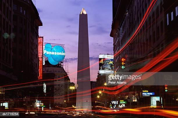 Obelisk, Buenos Aires, Argentina