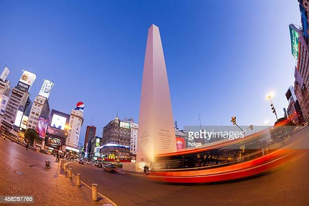 Obelisk of Buenos Aires