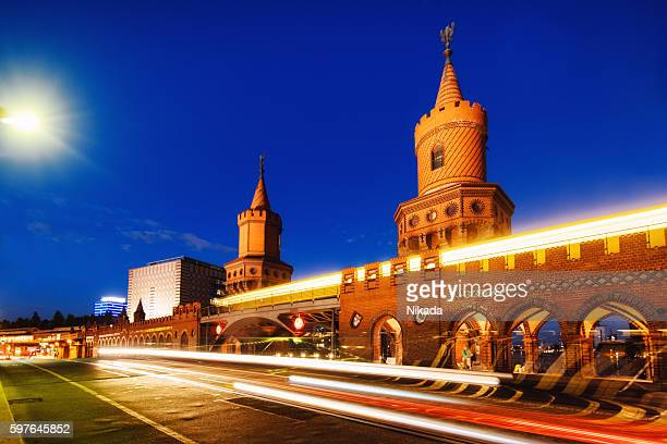 Oberbaum Bridge, Berlin, Germany