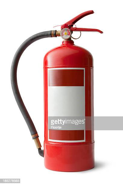 Objects: Fire Extinguisher