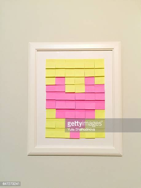 Objects of Sticky Notes