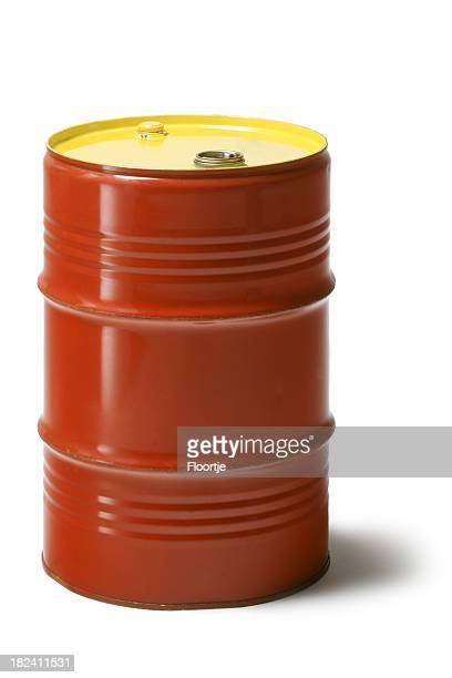 Objects: Oil Barrel