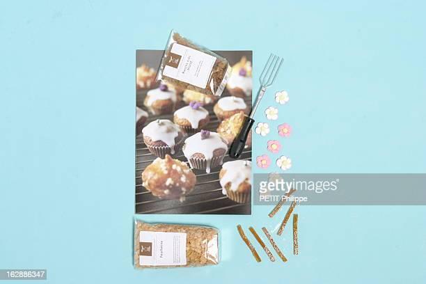 Objects To Create Yourself Une cuisine festive préparations et décors pour cuisiner des desserts à la manière des grands pâtissiers feuilletines...