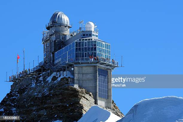 Observatory On Mountain - XLarge