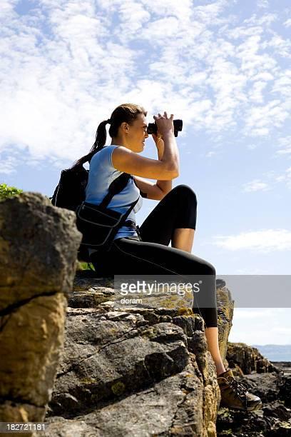 Beobachten Landschaft
