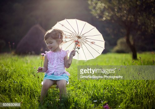 Observing nature : Stock Photo
