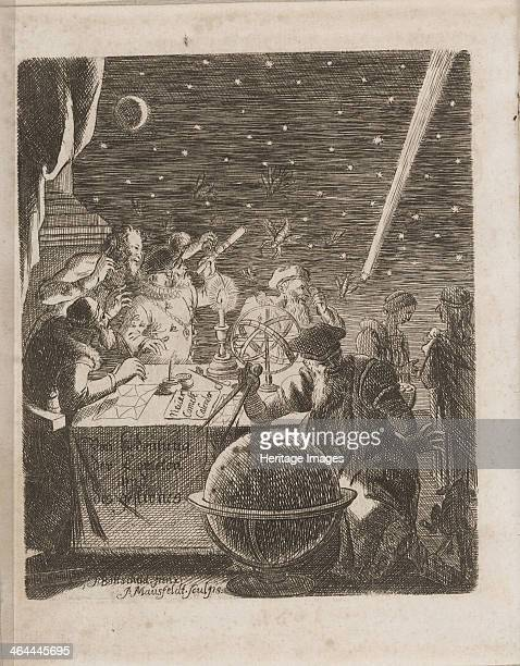 Observing the Heavens in the Age of Galileo 1681 Found in the collection of the Yale University
