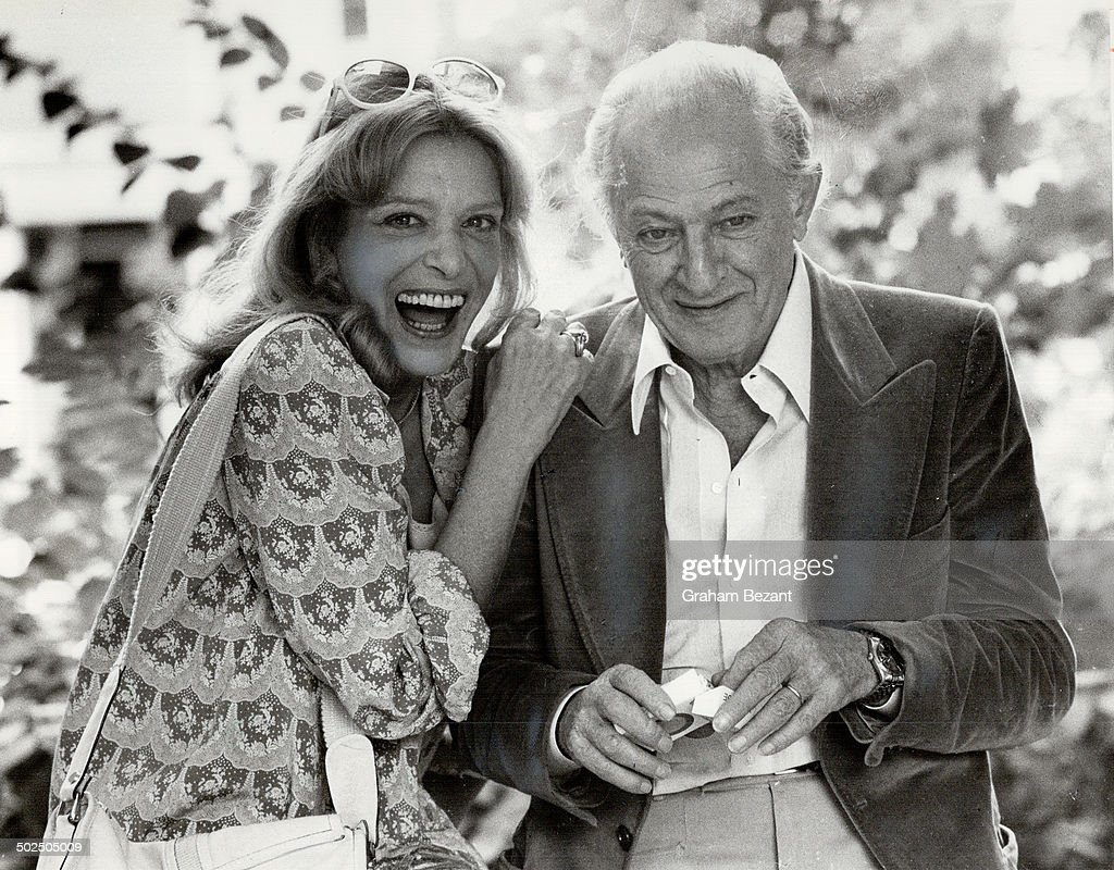 obviously in love melina mercouri and her husband jules dassin