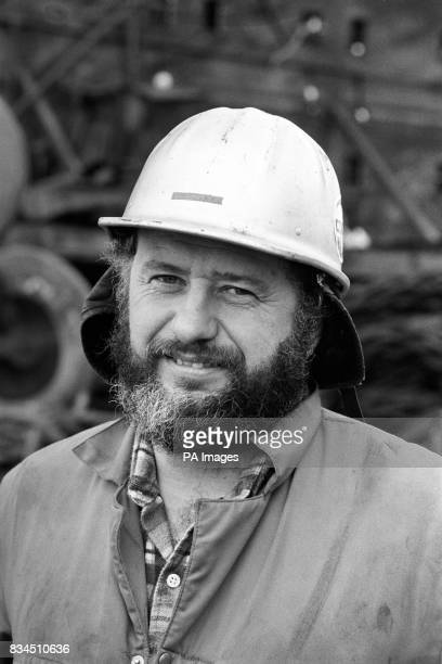 Occidental's Project Manager for Salvage of the Piper Alpha platform Ramsay Martin
