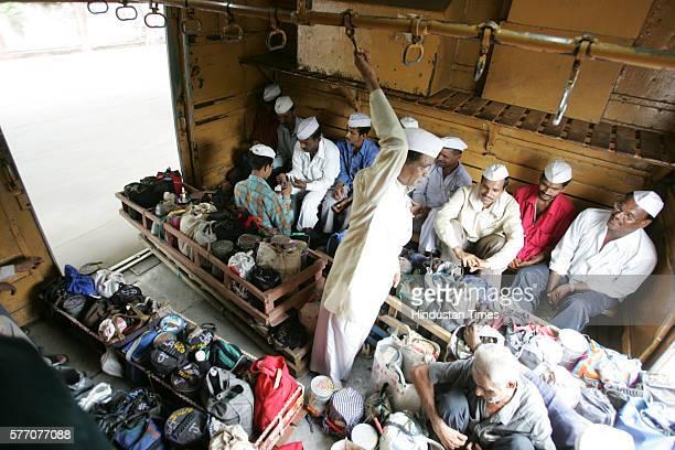 Occupation Tiffins Dabbawala