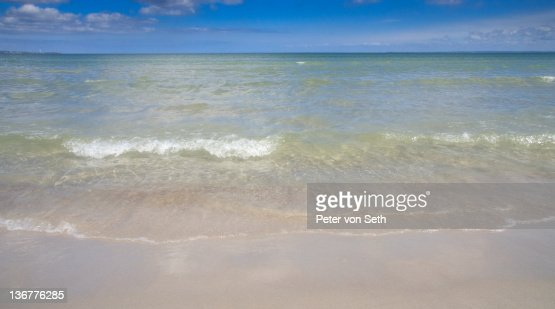 Ocean and beach : Stock-Foto