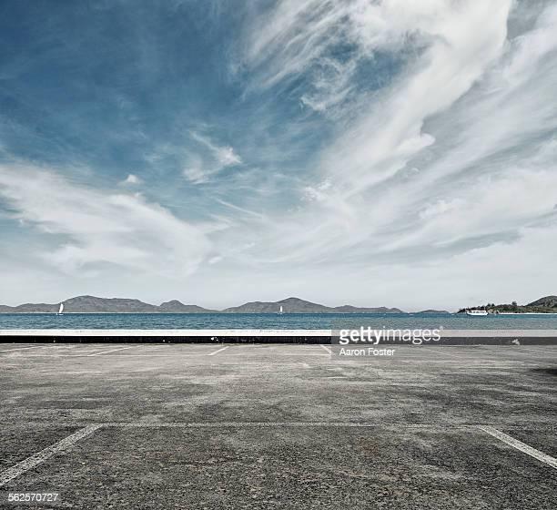 Ocean carpark