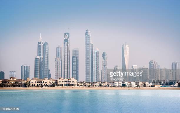 Ocean Cityscape