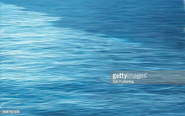Ocean current Large currents of water flow through the world's oceans taking precise routes Currents that circulate on the waterÍs surface are pushed...
