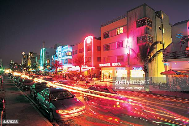 Ocean Drive, Miami, Florida, USA