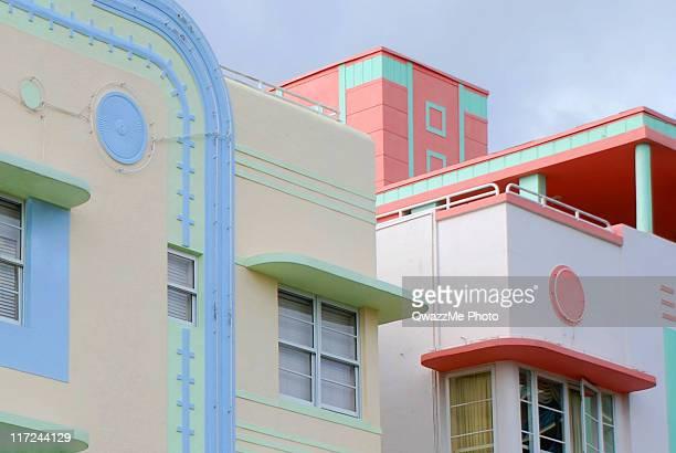 Ocean Drive's Art Deco