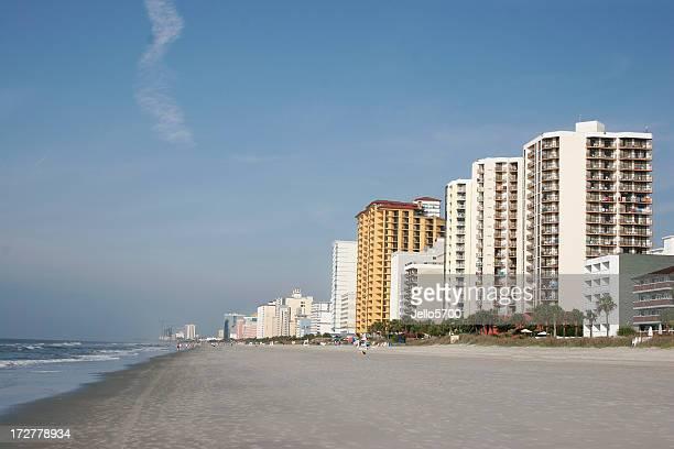 Ocean front hotels