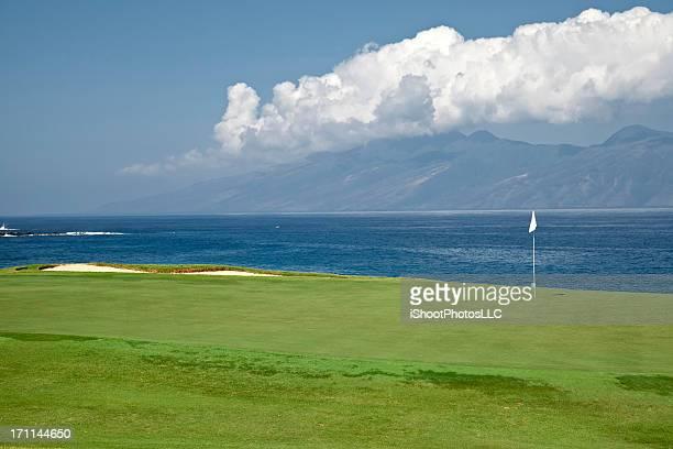 Ocean Golf Green