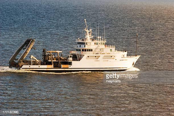 Ocean Research Ship