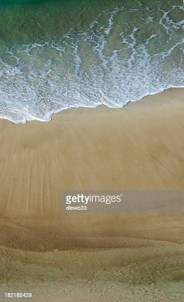 Ocean Shoreline Background