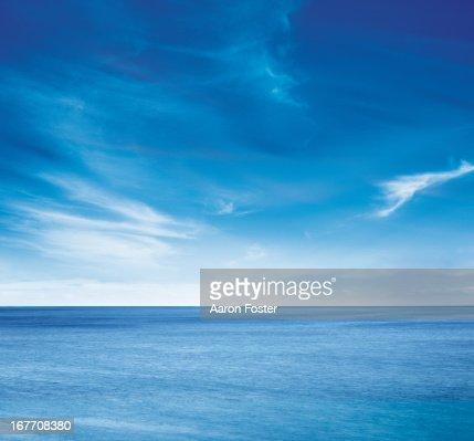 Ocean skyline 1