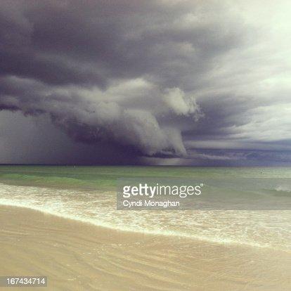Ocean Storm : Foto de stock