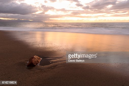 Ocean Sunset : Stockfoto