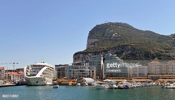 Ocean village Gibraltar.