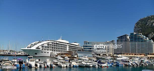Ocean village Gibraltar. Spain.