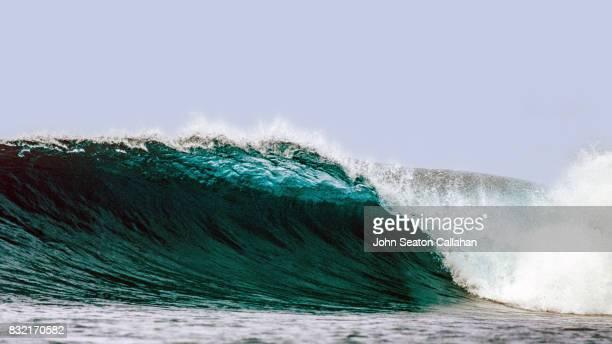 Ocean Wave on Catanduanes Island
