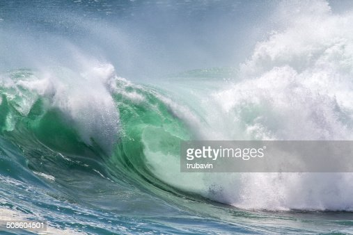 Ocean Wave : Stock Photo