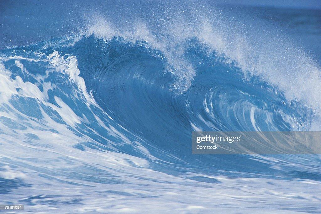 Ocean waves : Stock Photo