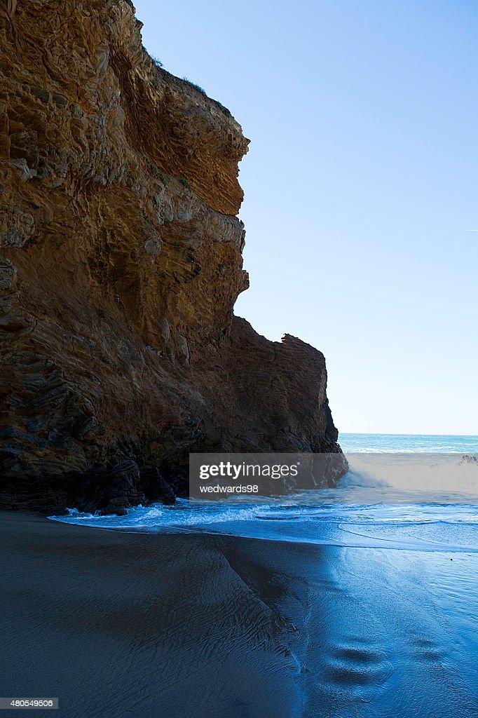 Oceanic Rock : Stock Photo