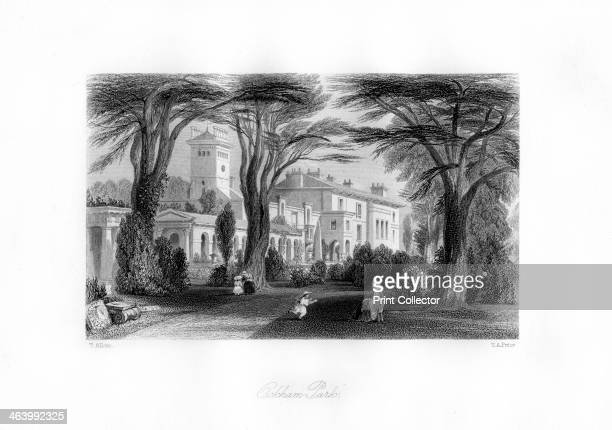 Ockham Park Surrey 19th century The estate of Ockham Park used to be owned by the family of Ada Lovelace who wrote a description of Charles Babbage's...