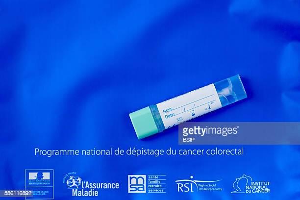 OCSensor¨ colorectal cancer screening test