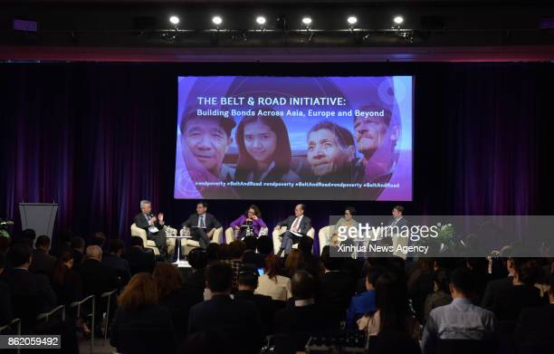 WASHINGTON Oct 12 2017 A highlevel seminar on the Belt and Road Initiative is held during the World Bank's annual meetings in Washington DC the...