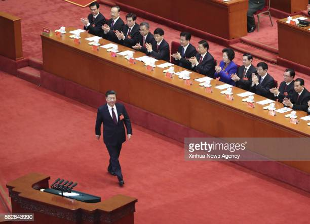 BEIJING Oct 18 2017 Xi Jinping is to deliver a report to the 19th National Congress of the Communist Party of China on behalf of the 18th Central...