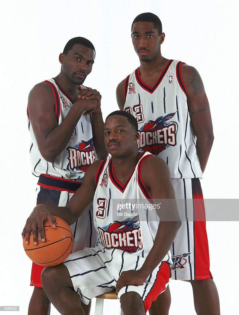 Cuttino Mobley Steve Francis Ed Griffin