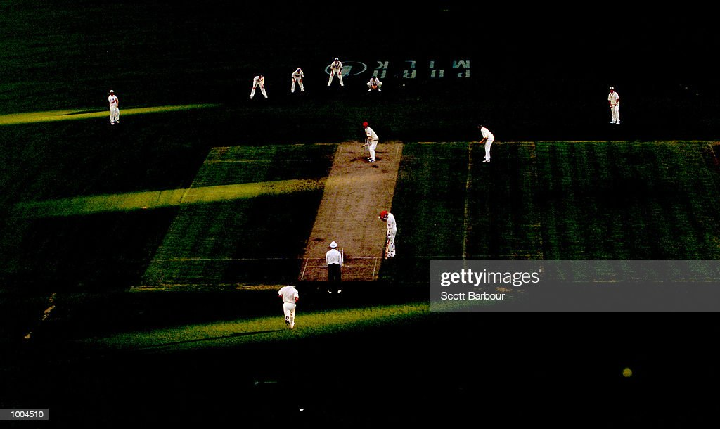 General view during day one of the Pura Cup match between New South Wales and South Australia held at the Sydney Cricket Ground in Sydney, Australia. DIGITAL IMAGE. Mandatory Credit: Scott Barbour/ALLSPORT