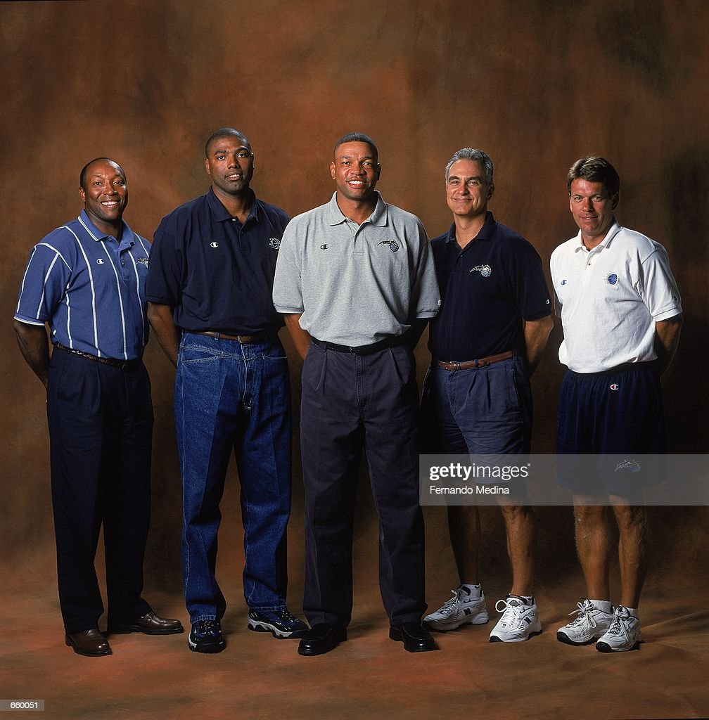 Magic Coaches Group Shot