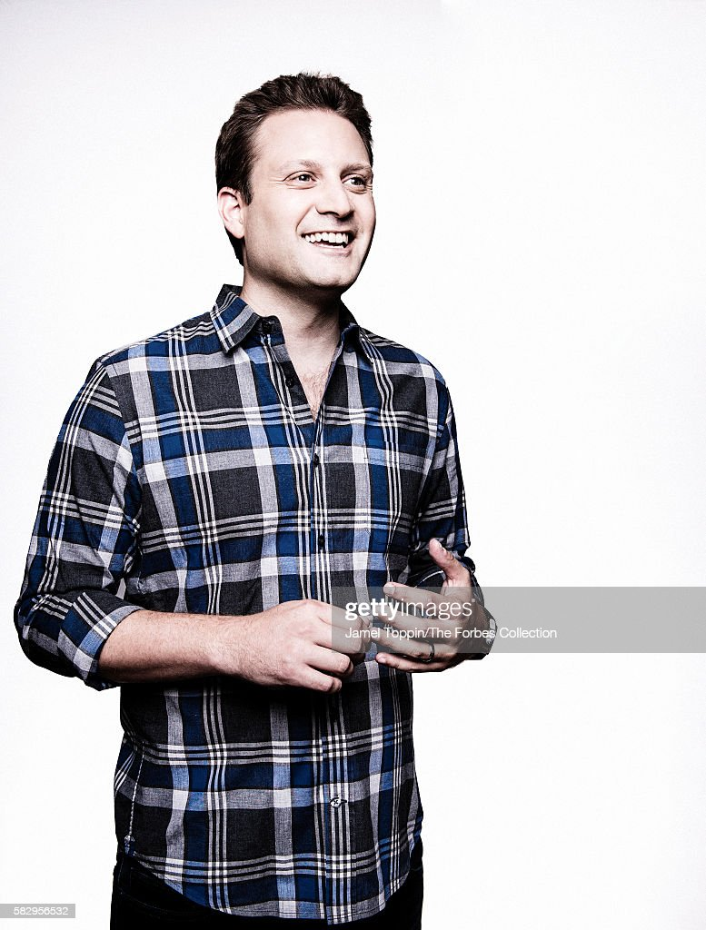 Blue apron ceo - Ceo Of Blue Apron Matt Salzberg Is Photographed For Forbes Magazine In 2015 In New