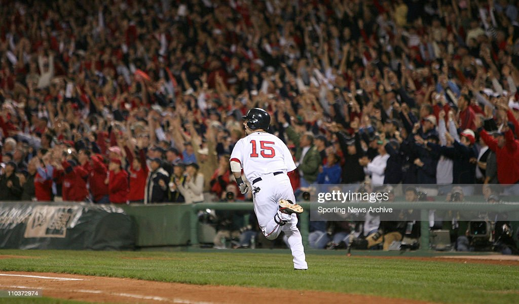 Image result for dustin pedroia home run alcs game 7