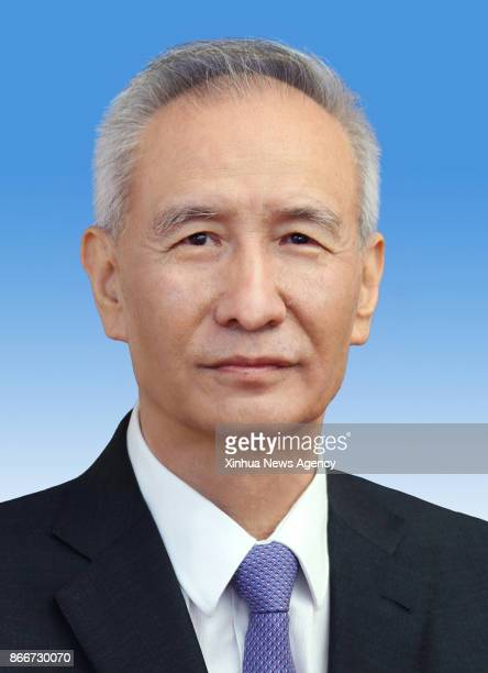 Liu He is elected as a member of the Political Bureau of the 19th Central Committee of the Communist Party of China on Oct 25 2017