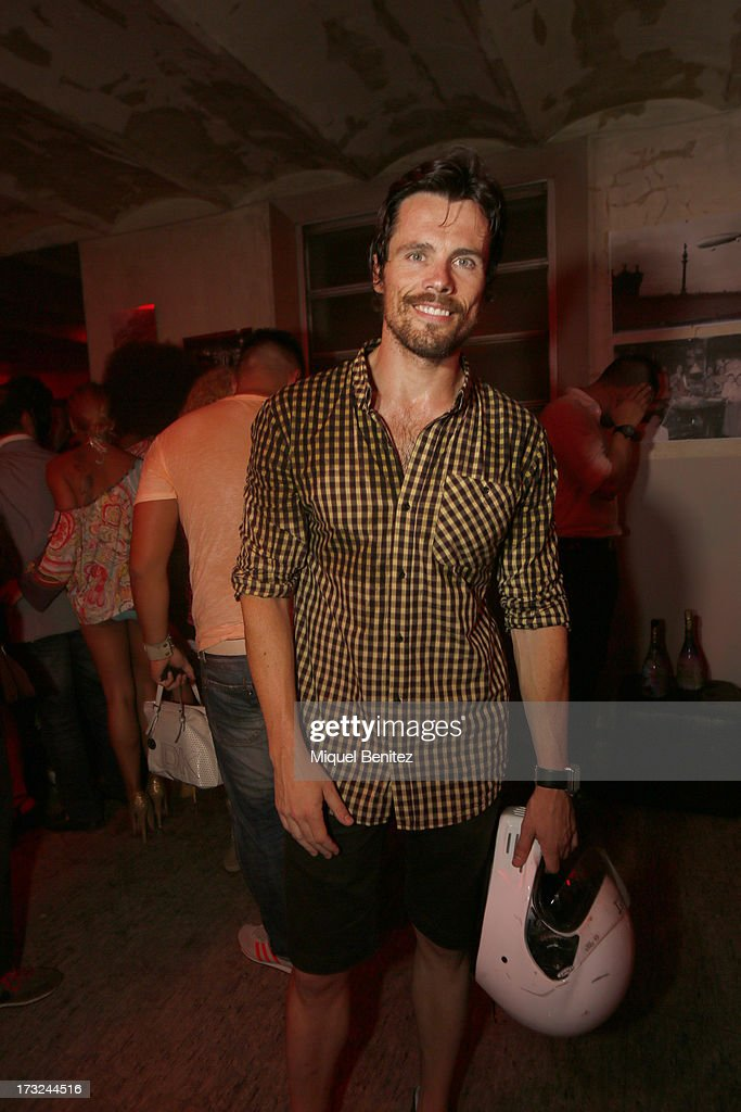 Octavi Pujades attends the Custo Dalmau's nightlife after the Custo Dalmau's Spring-Summer 2014 Collection during 080 Barcelona Fashion Week on July 10, 2013 in Barcelona, Spain.