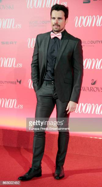 Octavi Pujades attends the 'Woman 25th anniversary' photocall at Madrid Casino on October 18 2017 in Madrid Spain