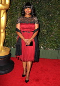 Octavia Spencer arrives at the The Board Of Governors Of The Academy Of Motion Picture Arts And Sciences' Governor Awards at Dolby Theatre on...