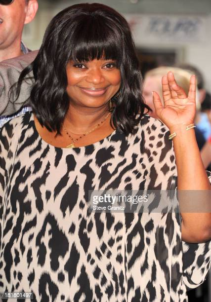 Octavia Spencer at the Sandra Bullock Hand And Footprint Ceremony At TCL Chinese Theatre Celebrating The Release Of Her New Film 'Gravity' at TCL...