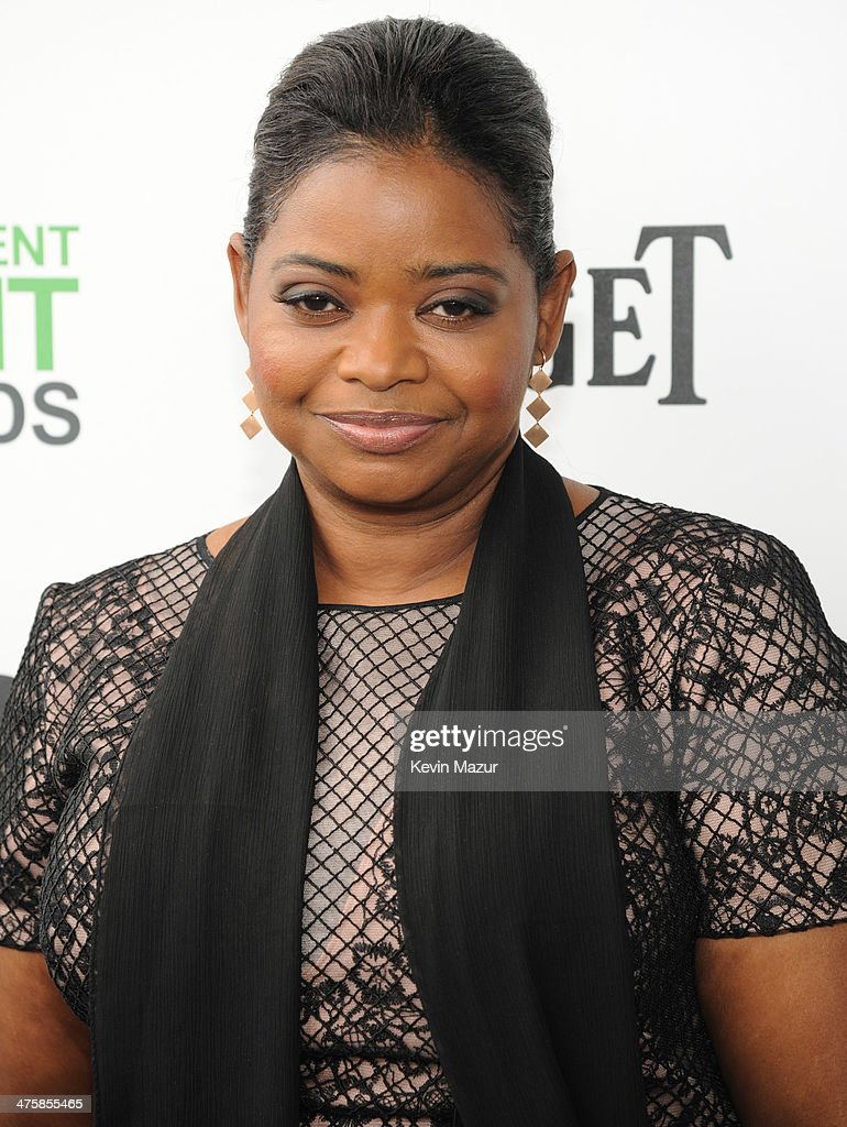 Octavia Spencer attends the 2014 Film Independent Spirit Awards at Santa Monica Beach on March 1, 2014 in Santa Monica, California.